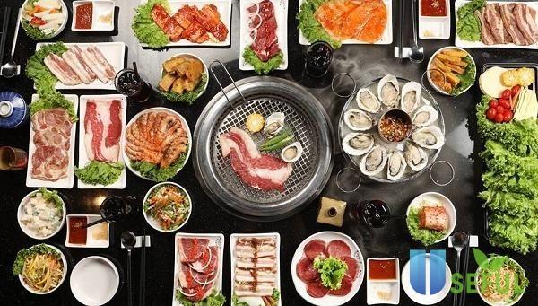 King BBQ thuộc top nhà hàng buffet Hà Nội nổi tiếng