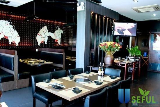 Sumo BBQ là nhà hàng buffet ngon ở Hà Nội về các món ăn Nhật