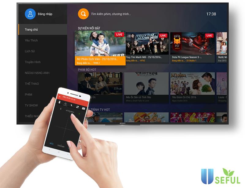 Hướng dẫn điều khiển tivi bằng iPhone qua ứng dụng smart view