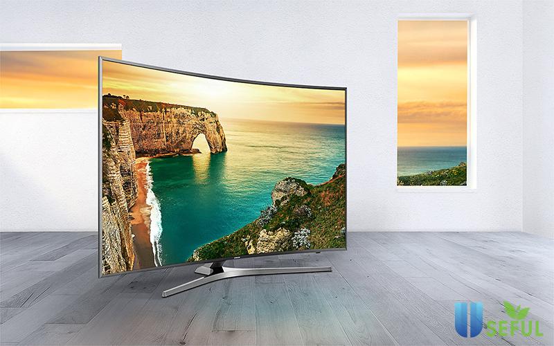 Kết nối tivi Samsung với máy tính qua wi