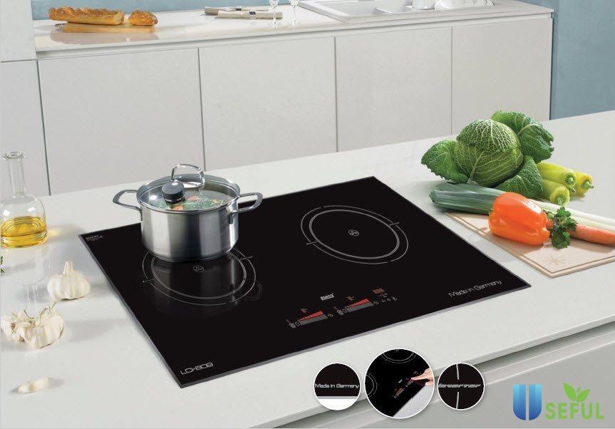 15 bếp điện từ đôi loại tốt nhất tính năng thông minh an toàn giá ...