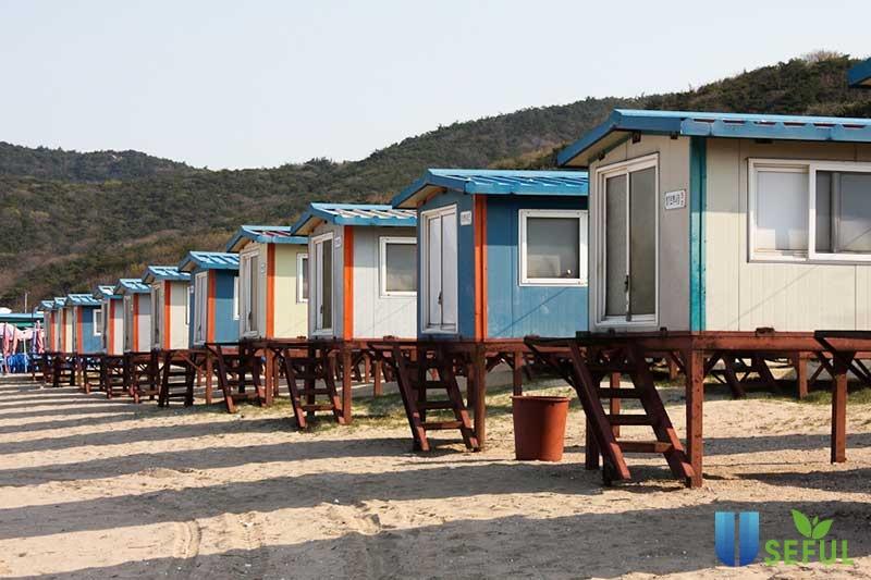 Du lịch đảo Muuido Hàn Quốc (Nguồn: thousandwonders.net)