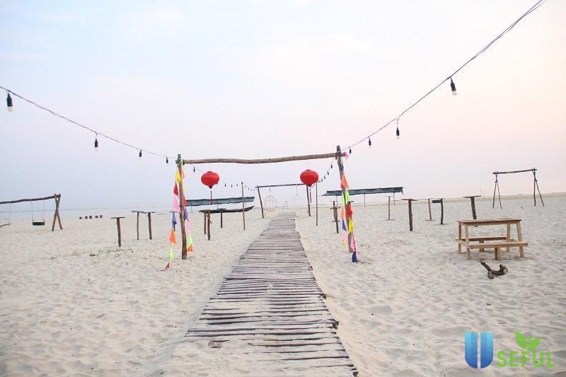 Kinh nghiệm đi Huế Đà Nẵng Hội An đúng điệu là phải ghé bãi biển Tân Cảnh Dương đầy thơ mộng