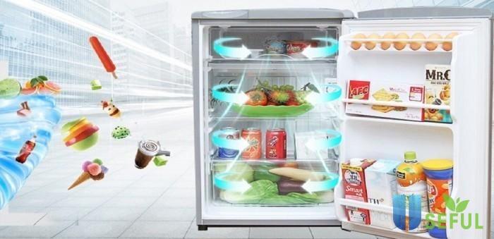 Công nghệ làm lạnh thân thiện với môi trường