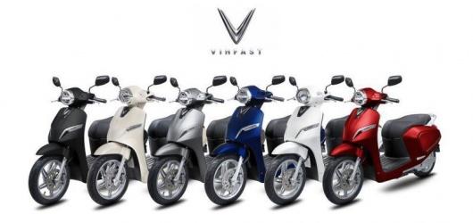 Quy trình thủ tục đăng ký xe máy điện VinFast Klara ở đâu như thế nào