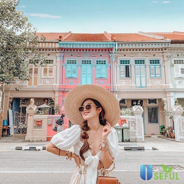TOP 9 địa điểm chụp hình đẹp ở Singapore hot nhất Instagram