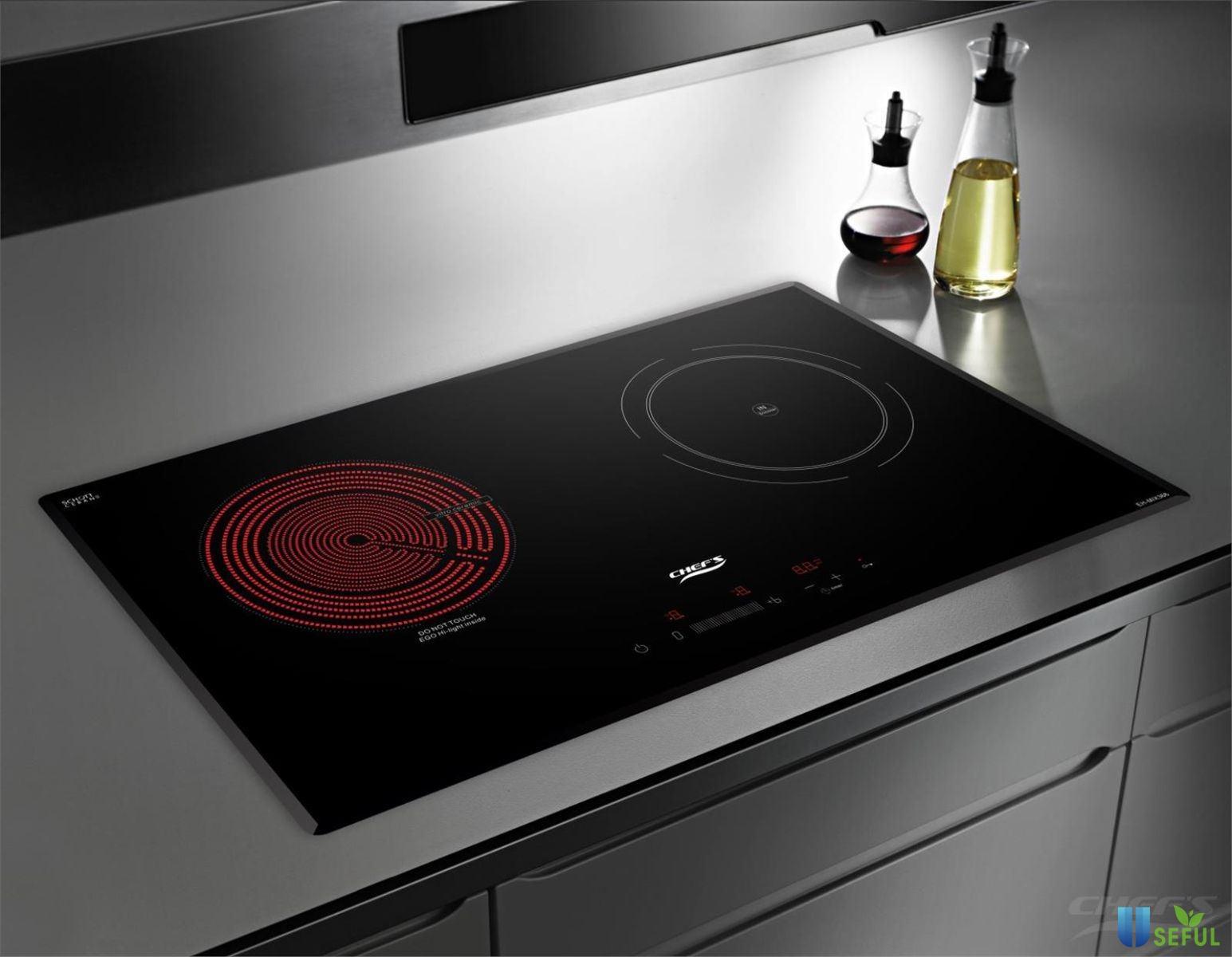 Bếp điện từ đôi của Đức loại nào tốt | Bếp Nam Anh