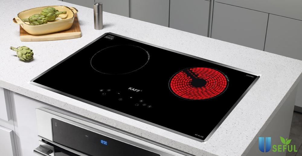Bếp từ đôi hồng ngoại cảm ứng KAFF KF-FL109IC chính hãng tại ...