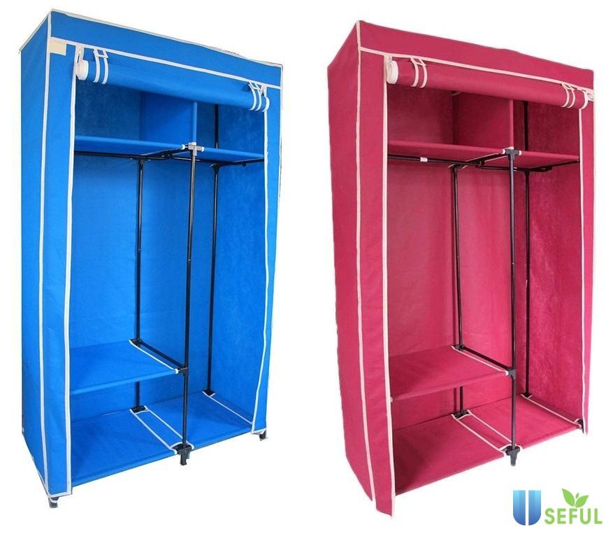 Tủ vải đựng quần áo Thanh Long TVAI12 chính hãng tại ALOBUY Việt Nam