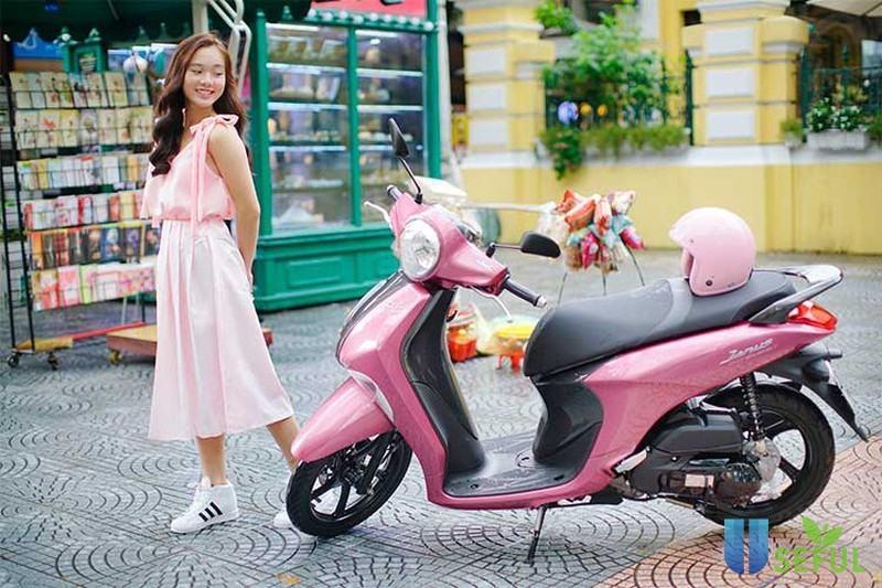 Xe ga Yamaha Janus giá từ 27,5 triệu