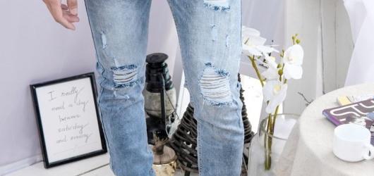 4 Xu hướng quần jeans nam hot nhất 2021