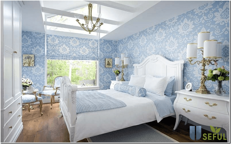 Trang trí tường phòng ngủ là một cách làm phòng ngủ dễ thương nhất được nhiều người lựa chọn hiện nay