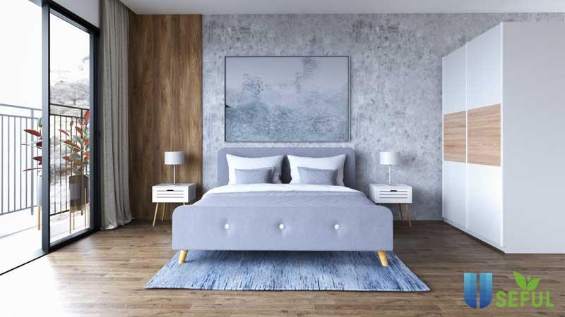 Phòng ngủ thiết kế hiện đại