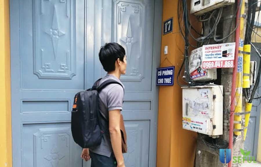 Kinh nghiệm thuê phòng trọ cho tân sinh viên 2k2 không bị lừa đảo tại TP.HCM