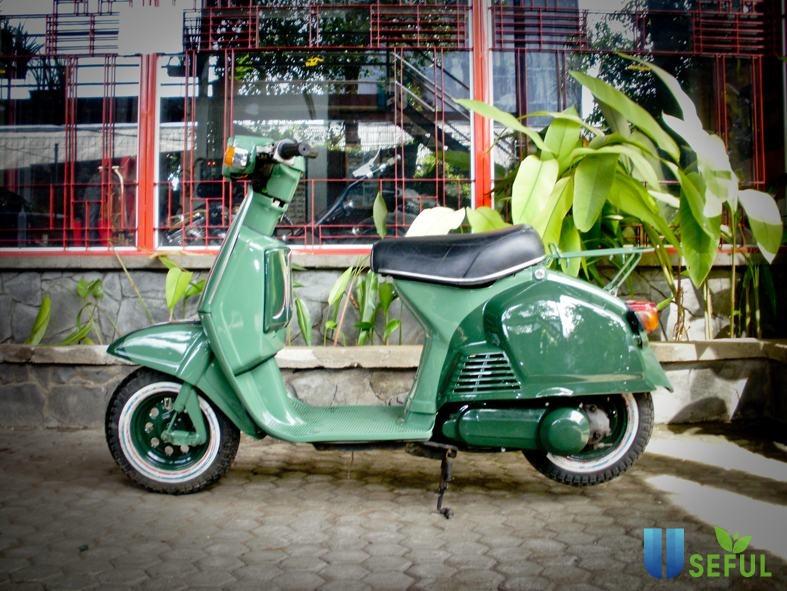 YEAH! x YWCK!: GREEN THAI! :: Honda Tact 50cc ::