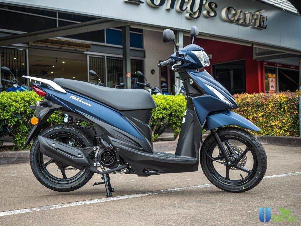 Suzuki Address 2020 chính thức ra mắt, giá chỉ 35,7 triệu đồng ...