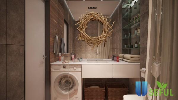 Thiết kế dễ thương cho Toilet