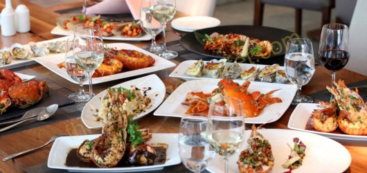 20 nhà hàng buffet Sushi TPHCM2020ngon menu đa dạng giá từ 150k