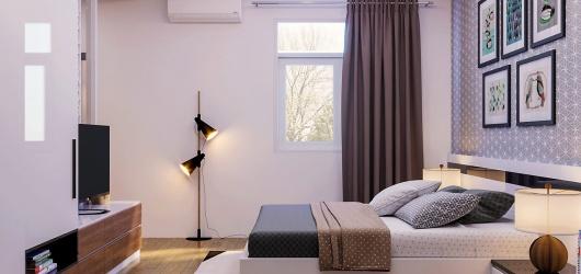 15 Mẫu thiết kế nội thất căn hộ Vincity 2 phòng ngủ 60-70m2 sang đẹp