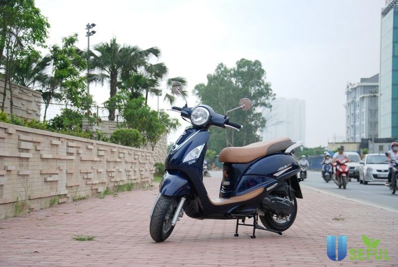 SYM Attila Venus 125cc