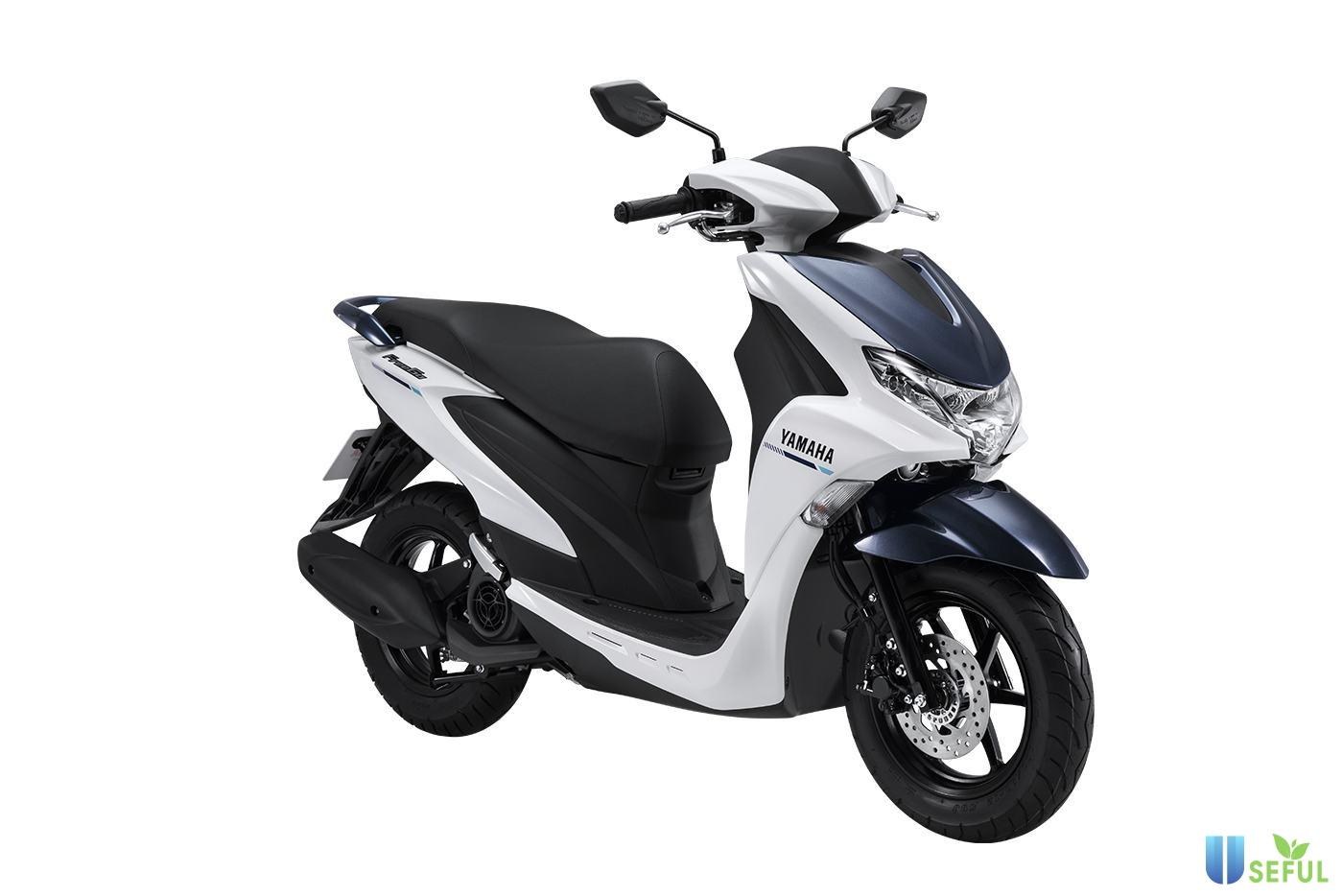 Yamaha FreeGo 125 ra mắt tại VN