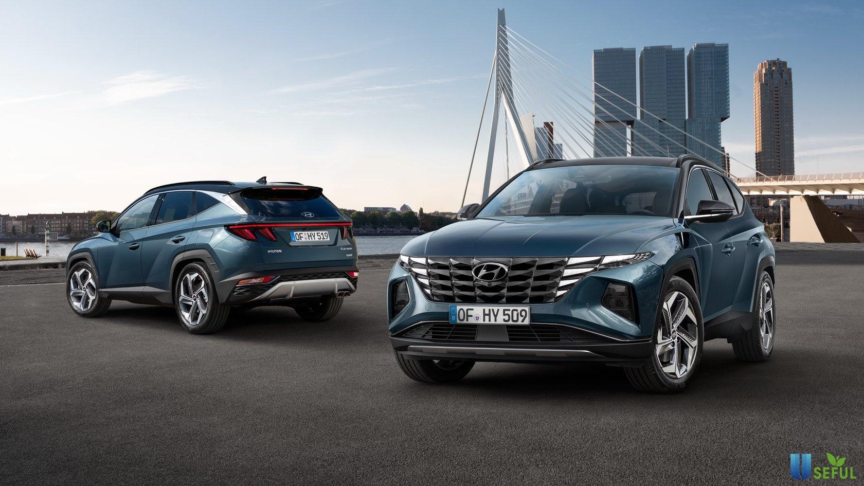 The all-new Hyundai Tucson: a smart tech hero with a standout design — Hyundai Motor