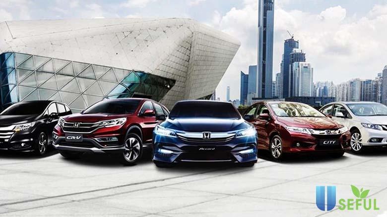Cập nhật giá bán các mẫu xe Honda mới nhất 2020 - 2