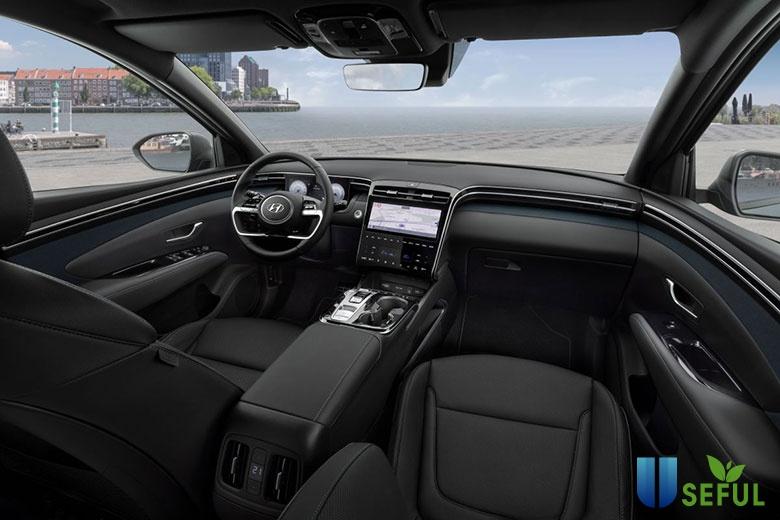 Hyundai Tucson 2021: Đánh giá sơ bộ nội ngoại thất - 6