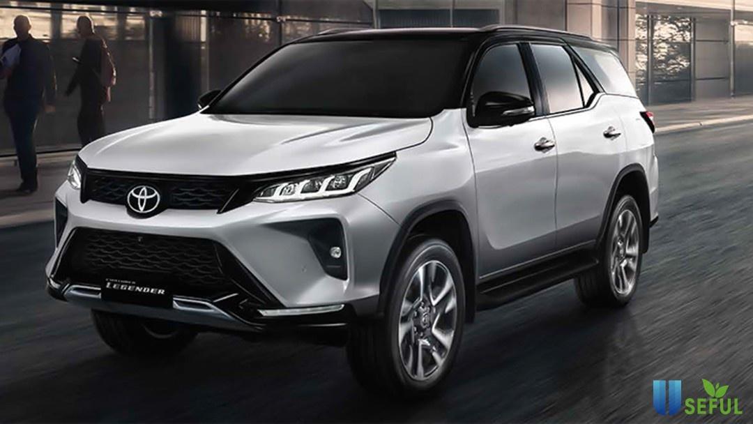 Toyota Fortuner 2021 bắt mắt hơn, trang bị như xe sang
