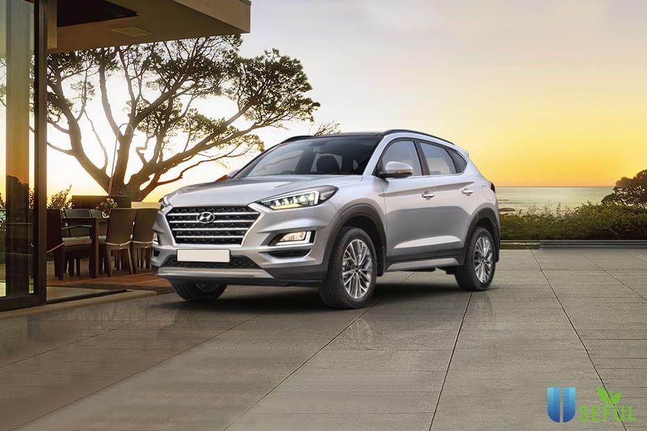 Hyundai Tucson Price, Images, Review & Specs