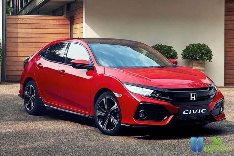 Cập nhật giá bán các mẫu xe Honda mới nhất 2020 - 13