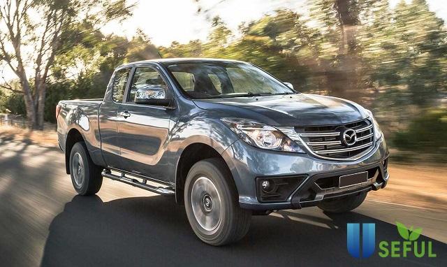 2020 Mazda BT-50: News, Design, Specs - Truck Release