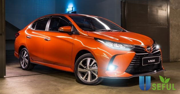 2020 Toyota Vios facelift now open for booking - LED headlamps standard; AEB, LDA available; from RM76k - paultan.org | AutoMotoBuzz.com