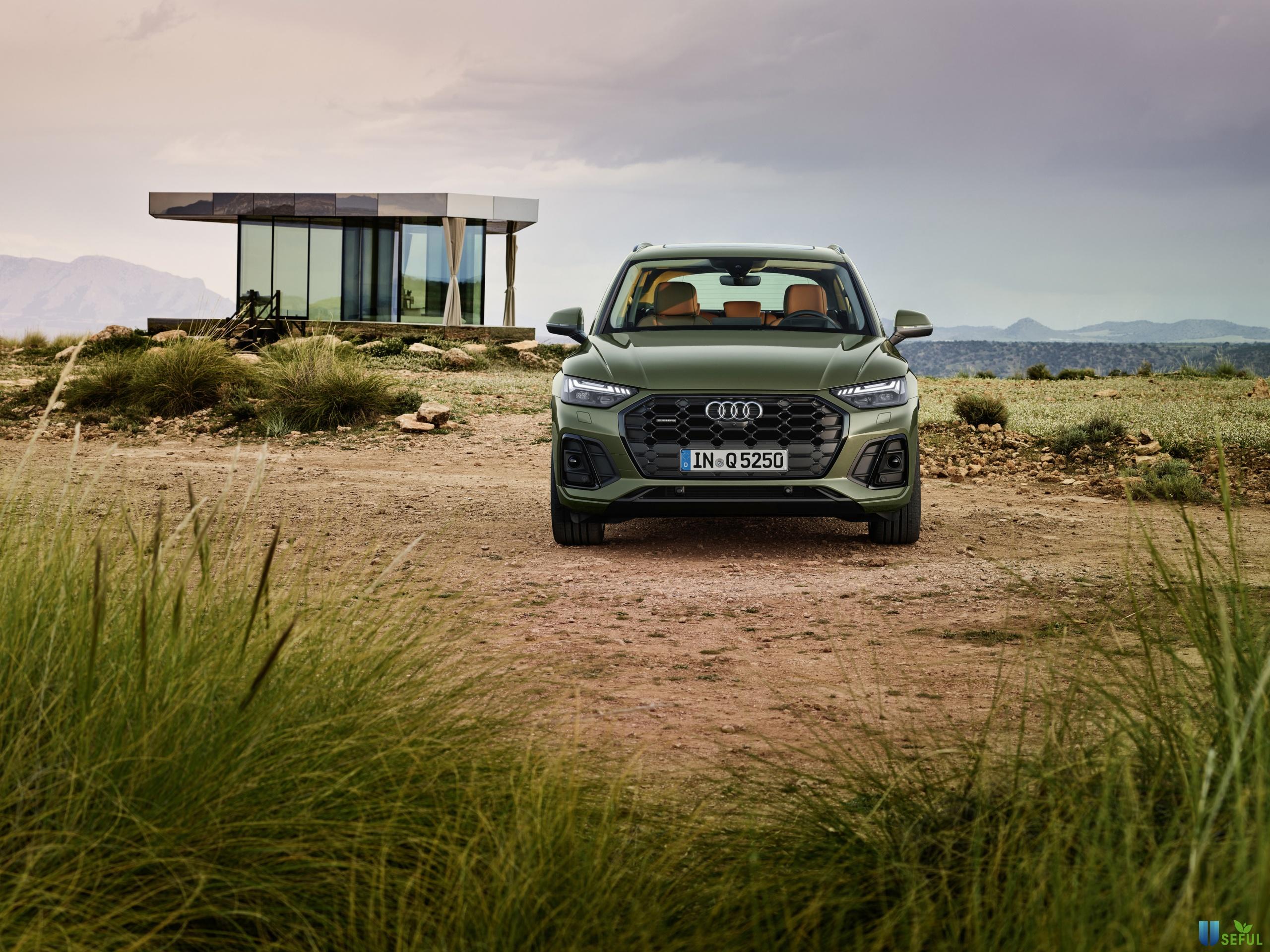 Audi renova Q5: frente muda, traseira estreia OLED – Observador