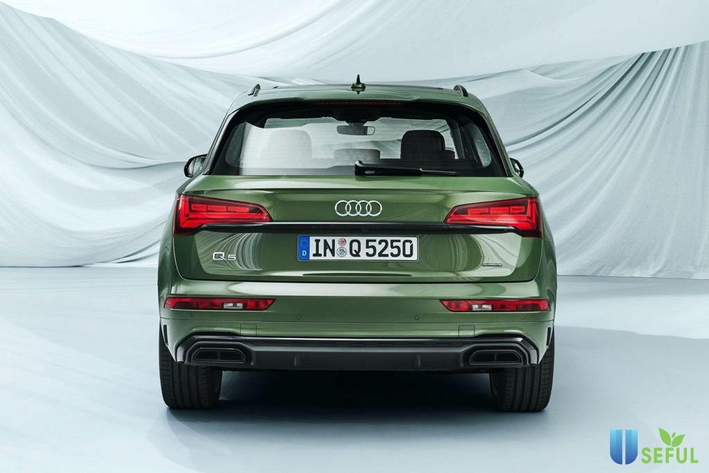 2021 Audi Q5 Facelift Revealed, India Bound   MotorBeam
