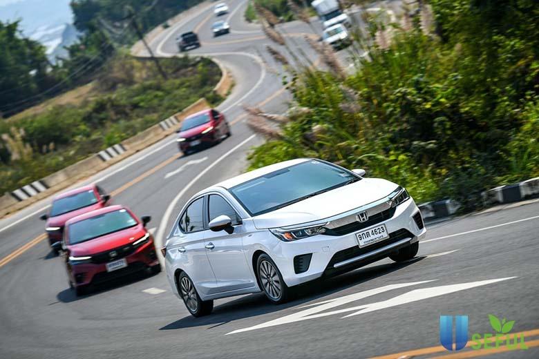 Cập nhật giá bán các mẫu xe Honda mới nhất 2020 - 6