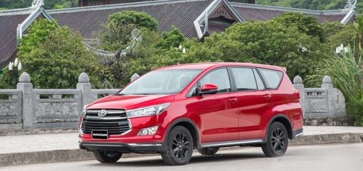 Giá xe Toyota Innova 2021 cũ, lướt, mới tháng 3 2021 bao nhiêu? Thủ tục trả góp Toyota Innova 2021 cũ ở Đà Nẵng