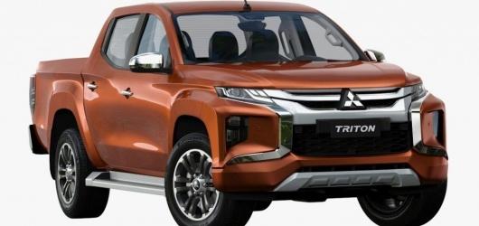 Xe Mitsubishi Triton 2021: Trả góp trả trước bao nhiêu? Giá lăn bánh tháng 1 2021