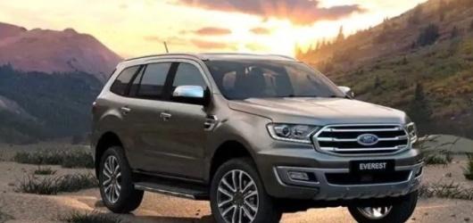 Giá xe Ford Everest 2021 cũ, lướt, mới tháng 3 2021 bao nhiêu? Thủ tục trả góp Ford Everest 2021 cũ ở Đà Nẵng