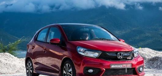 Honda Brio 2021: Diện mạo mới, thông số và giá lăn bánh tháng 6 2021
