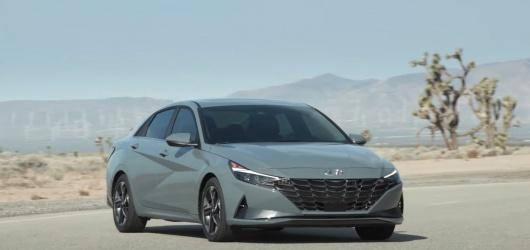 """Hyundai Elantra 2021: Mẫu xe """"chất""""  dành cho giới trẻ, Giá lăn bánh Hyundai Elantra"""
