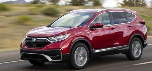 Honda CR-V 2020: Giá xe kèm khuyến mãi tháng 6 2021