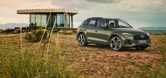 Audi Q5 2021:Bản nâng cấp thời thượng,Giá lăn bánh tháng 12/2020