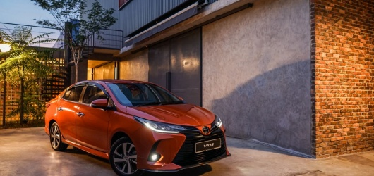 Giá xe Toyota Vios 2021 cũ, lướt mới bao nhiêu? Thủ tục trả góp Toyota Vios 2021 cũ ở HCM