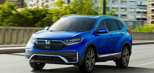 Giá xe Honda CR-V 2021 cũ, lướt, mới tháng 6 2021 bao nhiêu? Thủ tục trả góp Honda CR-V 2021 cũ ở Đà Nẵng