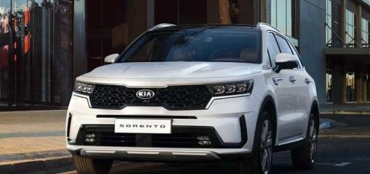 Kia Sorento 2021 SUV 7 chỗ với giá bán từ 1,079 tỷ