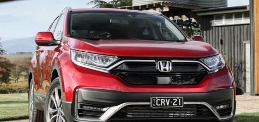 Honda CR-V 2021 đánh giá và giá dự kiến khi về Việt Nam
