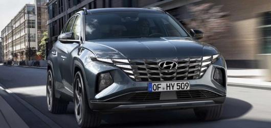 Hyundai Tucson 2021 thiết kế mới khi nào về Việt Nam?