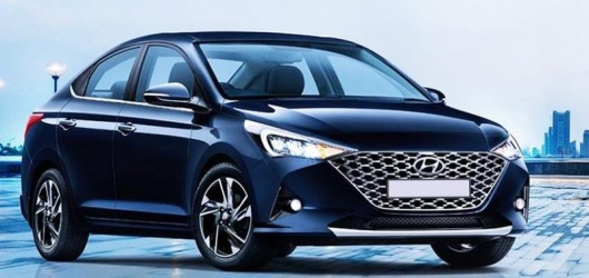 Xe Hyundai Accent 2021: Trả góp trả trước bao nhiêu? Giá lăn bánh tháng 3 2021