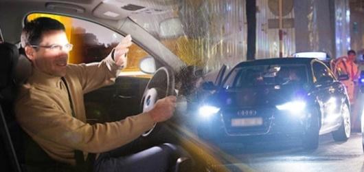 Mức phạt đối với ô tô, xe máy quên không tắt đèn pha 2021
